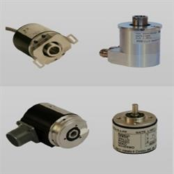 Incremental & Absolute Rotary Encoders